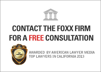 contact the foxx firm for a free consultation